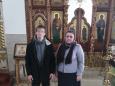 Несовершеннолетние осужденные, состоящие на учете в уголовно-исполнительной инспекции УФСИН России по Орловской области посетили православный храм