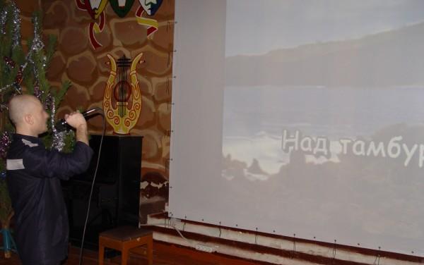 В ИК-5 УФСИН России по Орловской области во время новогодних каникул проходят праздничные мероприятия среди осужденных