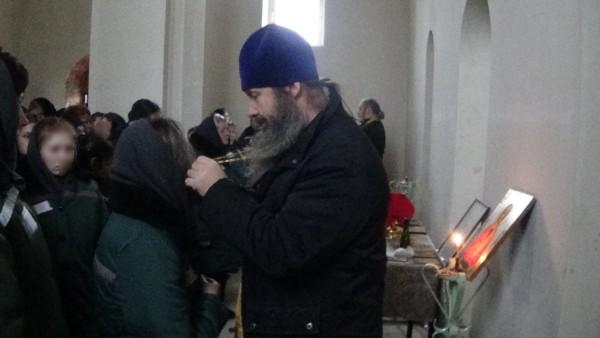В ИК-6 УФСИН России по Орловской области отметили день Анастасии Узорешительницы