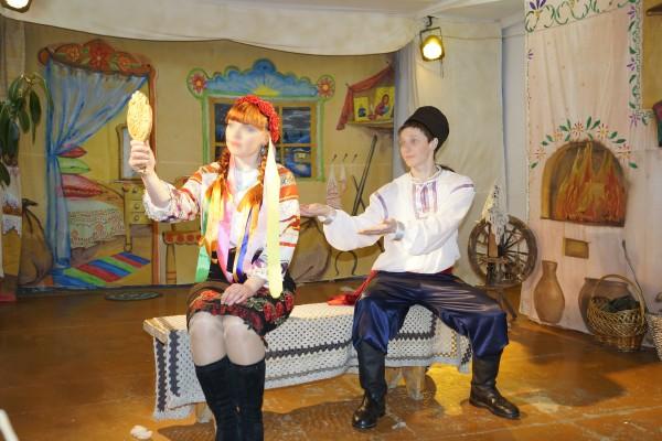 В ИК-6 УФСИН России по Орловской области состоялась премьера спектакля по произведению Н.В. Гоголя «Ночь перед Рождеством»