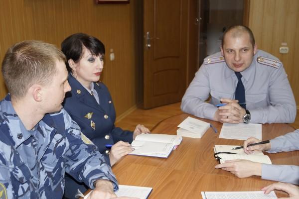В СИЗО-1 УФСИН России по Орловской области продолжается подготовка к выборам