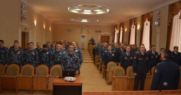 20 января отмечают профессиональный праздник специальные подразделения УИС по конвоированию