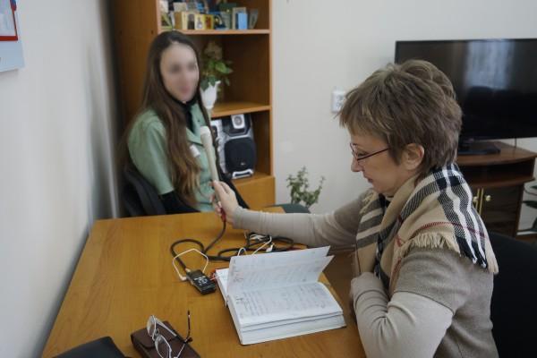 ИК-6 УФСИН России по России по Орловской области посетила член Общественного совета при УФСИН, автор и ведущая программы
