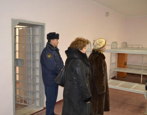 Общественная наблюдательная комиссия посетила ИК-5 УФСИН России по Орловской области