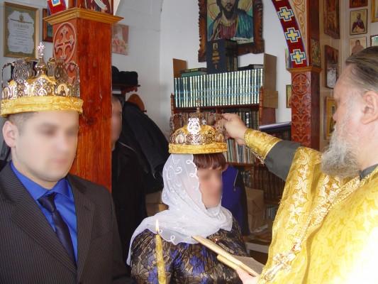 В ИК-5 УФСИН России по Орловской области состоялось венчание