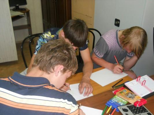 Психологи уголовно-исполнительной инспекции  УФСИН России по Орловкой области проводят психокоррекционную работу с несовершеннолетними подростками, состоящими на учете в УИИ