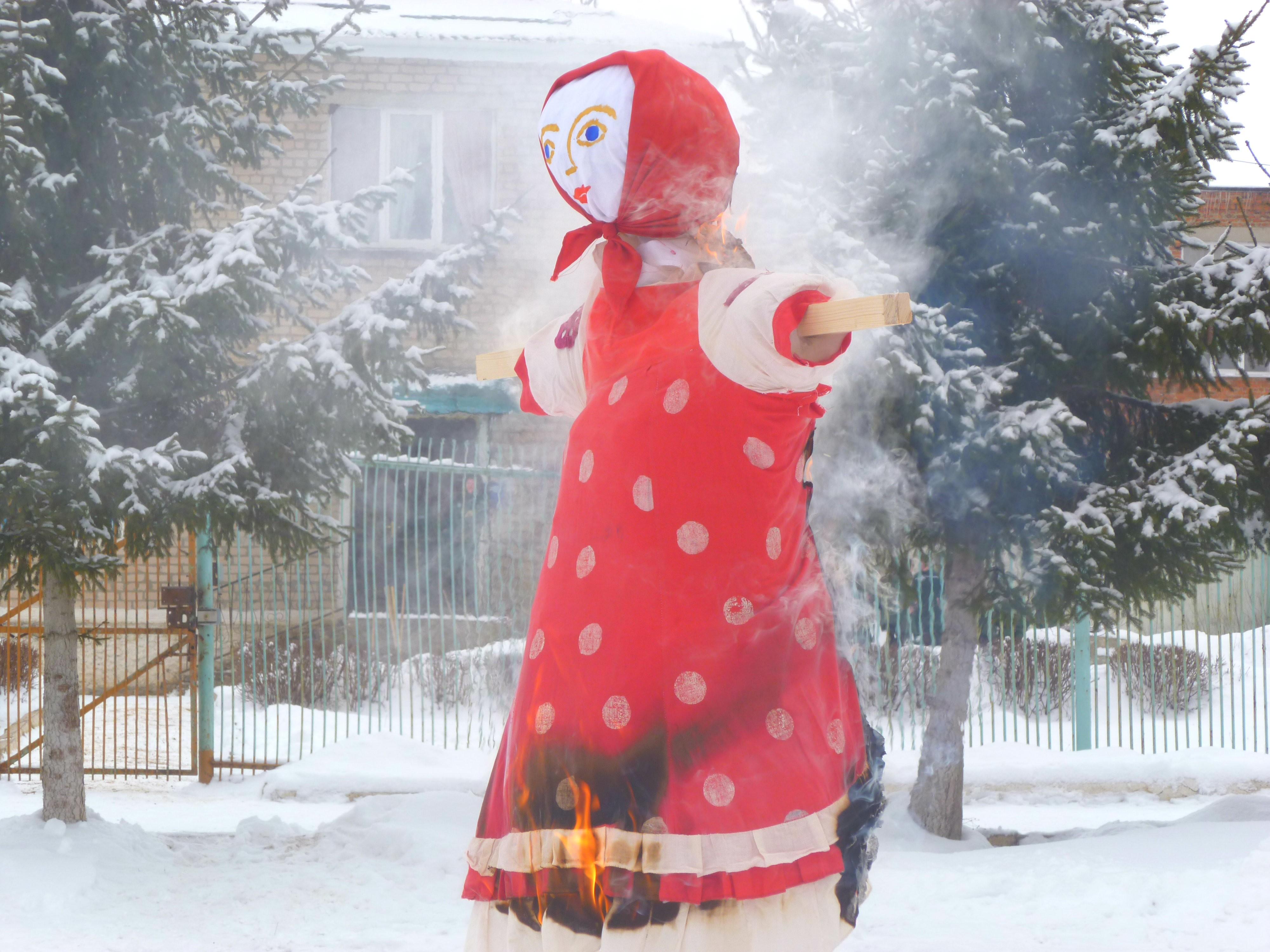 Праздник Масленицы встретили в учреждениях УФСИН России по Орловcкой области
