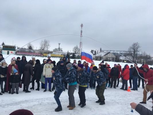 Сотрудники учреждений УФСИН России по Орловской области приняли участие в Дне здоровья
