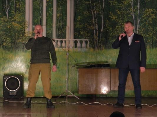 В ИК-2  УФСИН России по Орловской области с военно-патриотической программой выступила группа