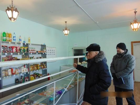 КП-7 УФСИН России по Орловской области посетил Уполномоченный по правам человека в регионе Александр Лабейкин