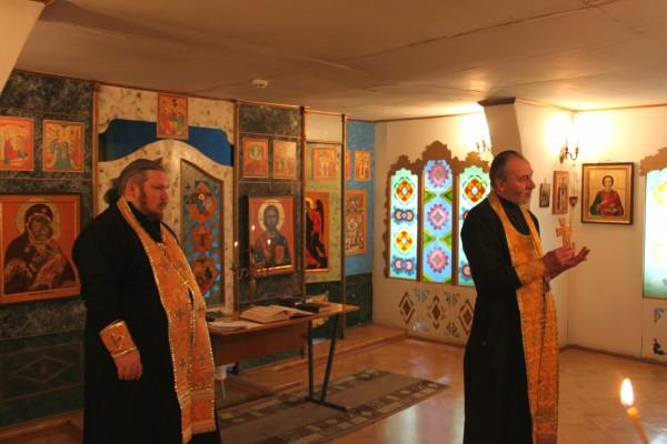 В учреждениях  УФСИН России по Орловской началась Неделя молитвы