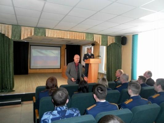 В подведомственных подразделениях УФСИН России по Орловской области прошли праздничные мероприятия, посвященные Дню уголовно-исполнительной системы