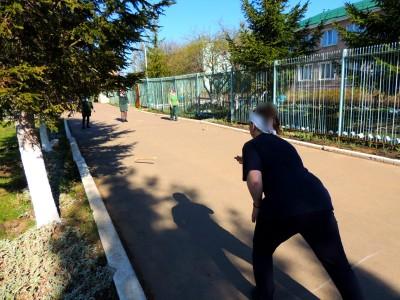 В  ИК – 6 УФСИН России по Орловской области  осужденные сыграли в старинную русскую игру