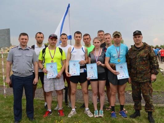 Команда УФСИН России по Орловской области стала призером на первенстве Динамо по летнему служебному биатлону