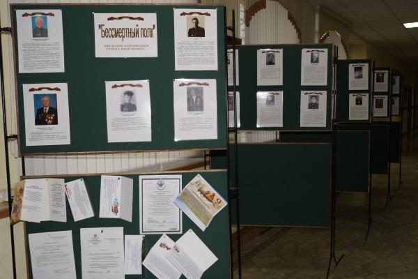 В УФСИН России по Орловской области организована фотовыставка «Они должны идти победным строем в любые времена»
