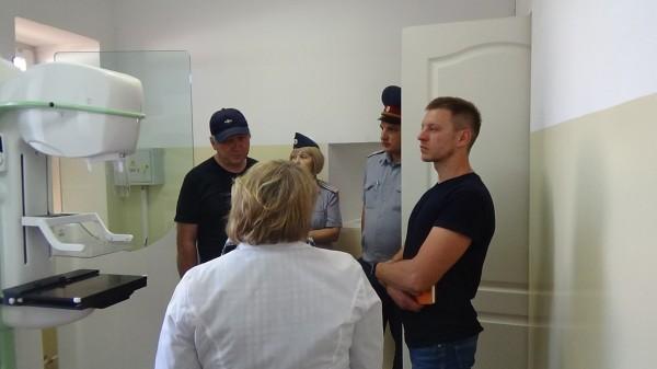 Общественная наблюдательная комиссия посетила ИК-6 и КП-3 УФСИН России по Орловской области