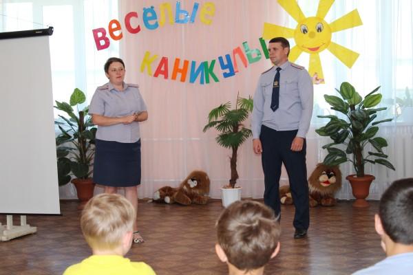 Сотрудники ИК-5 УФСИН России по Орловской области посетили