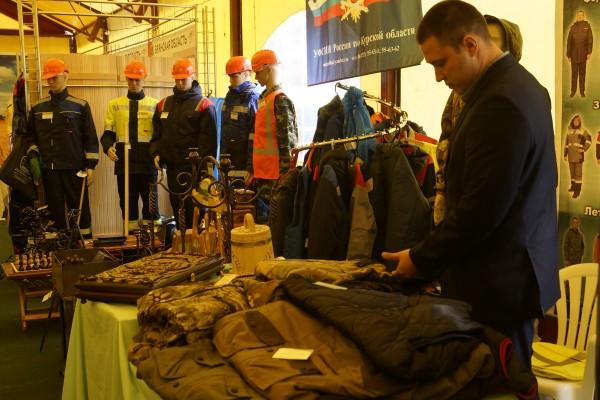 Учреждения УФСИН России по Орловской области представили свою продукцию на Коренской ярмарке