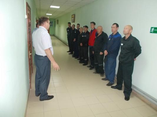 В ИК-2 УФСИН России по Орловской области прошел конкурс профессионального мастерства среди осужденных