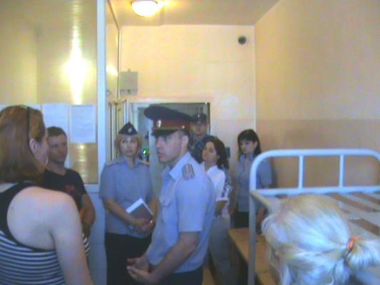 СИЗО-1 УФСИН России по Орловской области посетили члены общественной наблюдательной комиссии
