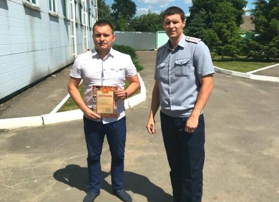 В УФСИН России по Орловской области прошли соревнования по плаванию среди сотрудников