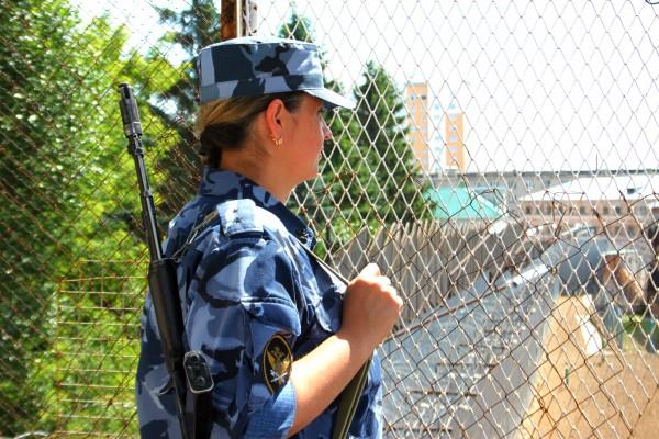 День сотрудника службы охраны уголовно-исполнительной системы России