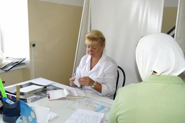 В женской исправительной колонии УФСИН России по Орловской области прошел День здоровья