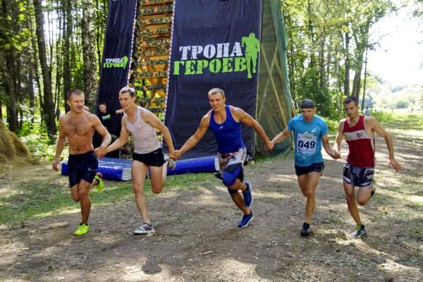 Команда УФСИН России по Орловской области стала победителем в спортивно-патриотической игре «Тропа Героев»