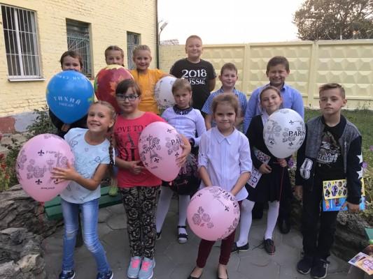 Сотрудники КП-7 УФСИН России по Орловской области поздравили детей с началом учебного года