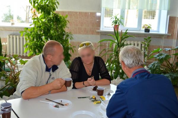 В КП-3 УФСИН России по Орловской области прошел День открытых дверей  для родственников  осужденных