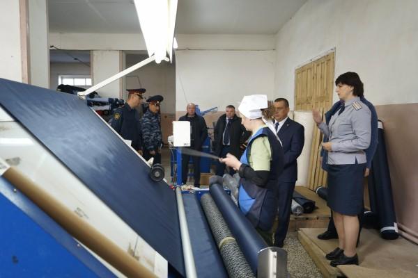 В  УФСИН России по Орловской области обсудили возможности производственного сектора уголовно-исполнительной системы области