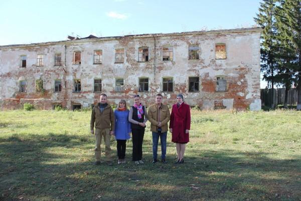 в  КП-7 прошла встреча с сотрудниками Мценского краеведческого музея