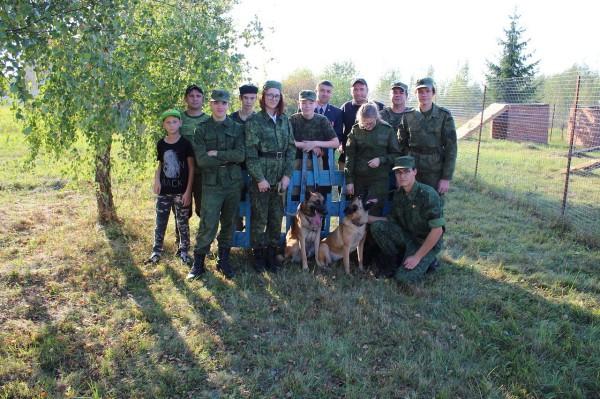 В ИК-5 прошла встреча с Орловской общественной организацией