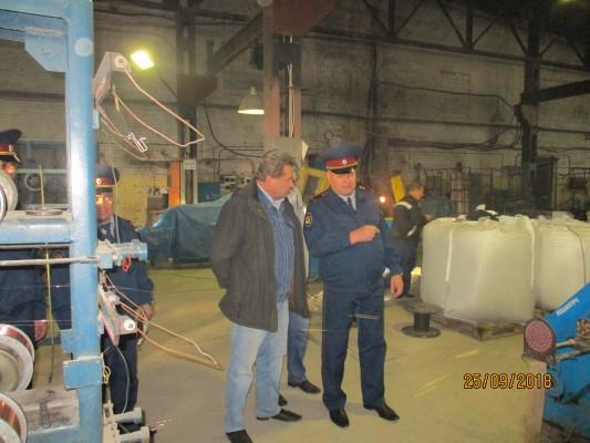 В ИК-2 УФСИН России по Орловской области состоялась рабочая встреча с представителями муниципальных предприятий города