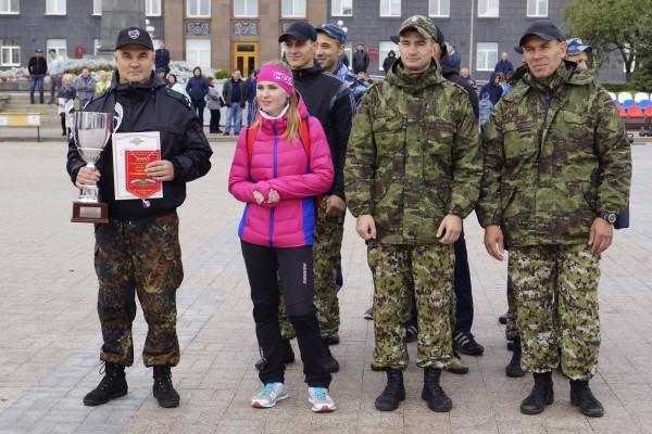 Команда УФСИН России по Орловской области третий год подряд стала победителем в осенней эстафете силовых структур