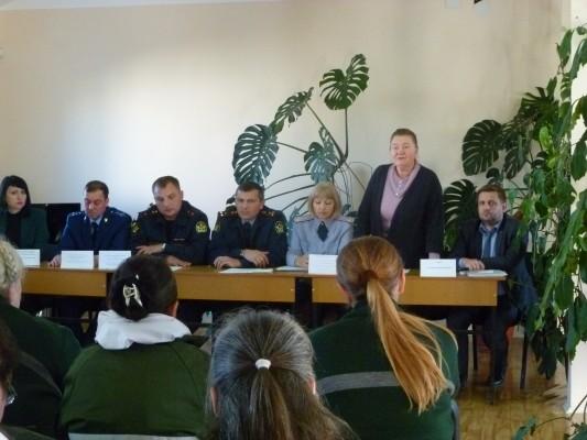 В ИК-6  УФСИН России по Орловской области состоялся прямой диалог с осужденными
