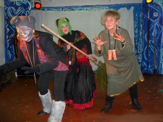 В ИК-6 УФСИН России по Орловской области прошел конкурс костюмов