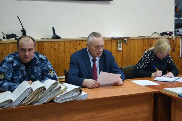 ИК-5 УФСИН России по Орловской области посетил Уполномоченный по правам человека в регионе Александр Лабейкин