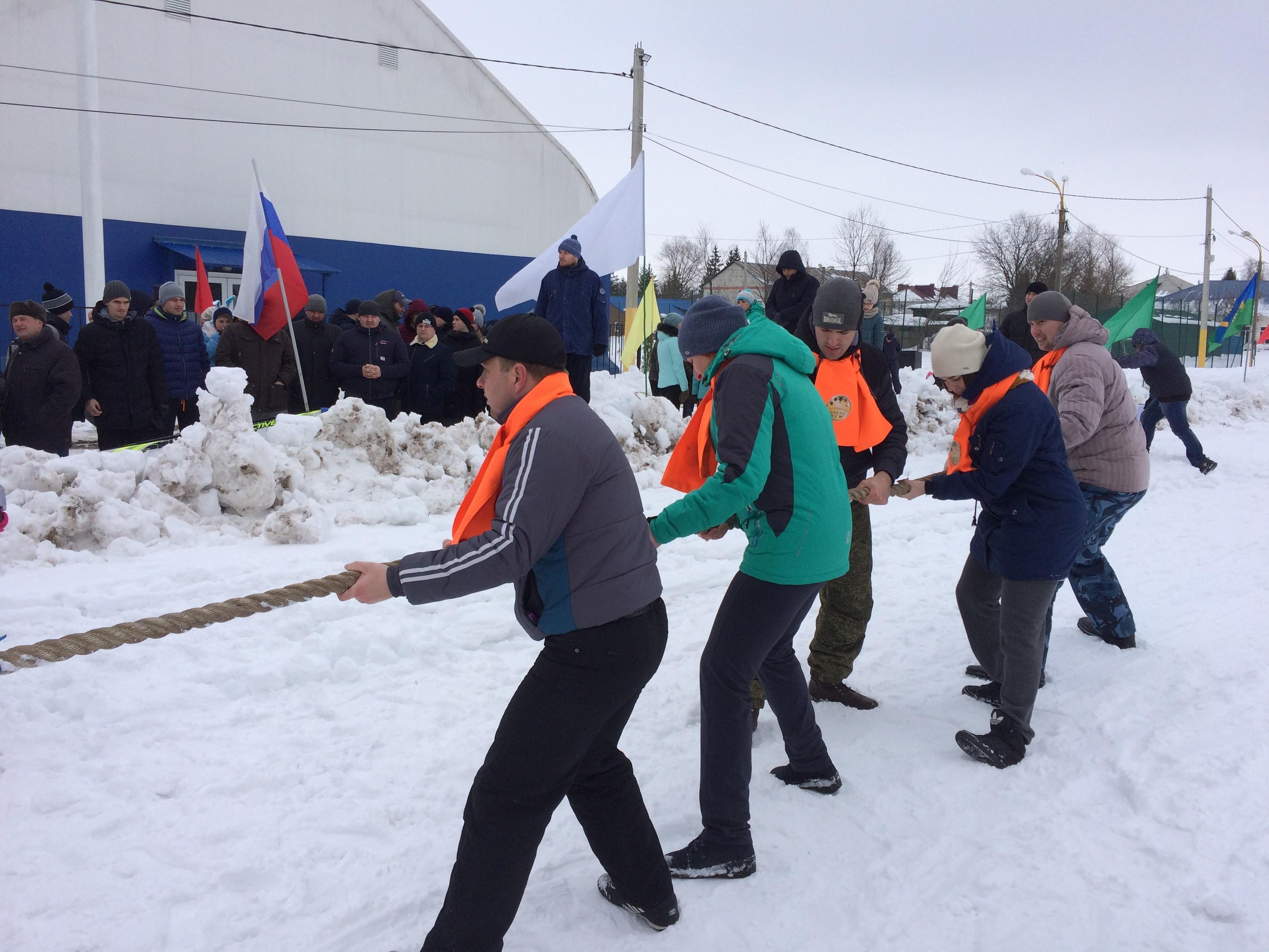 Сотрудники ИК-5  УФСИН России по Орловской области приняли участие в Дне здоровья