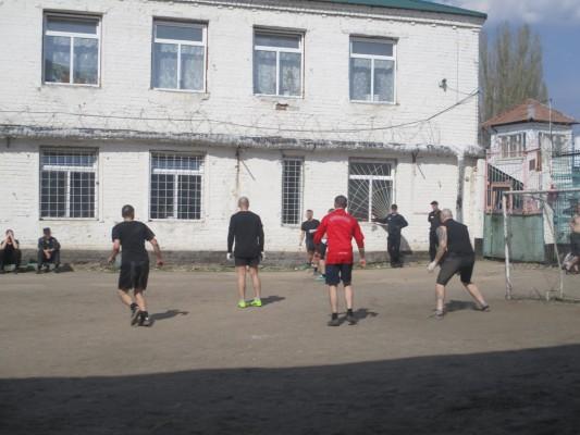 В ИК-2 УФСИН России по Орловской области завершился  турнир по мини-футболу среди осужденных