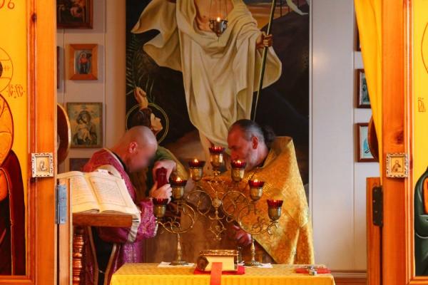 В ИК-5 УФСИН России по Орловской области состоялась праздничная божественная литургия в честь Святителя Николая Чудотворца